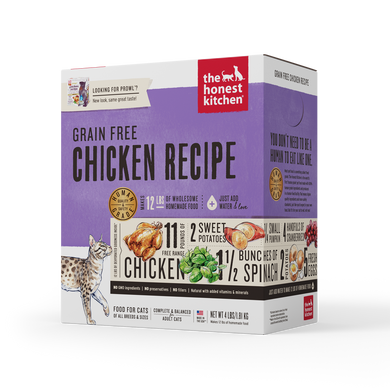 Grain-Free Chicken Recipe Cat Food (Prowl)