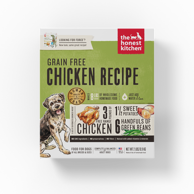 Grain-Free Chicken Recipe (Force)