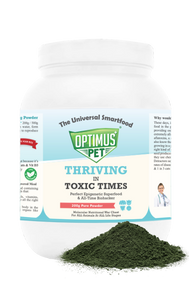 Optimus Pet - 200g Powder