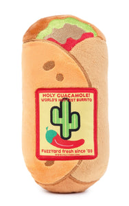 Burrito Plush Toy