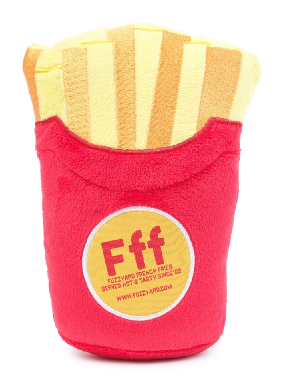 French Fries Plush Toy