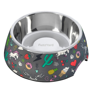 Coachella Easy Feeder Pet Bowl