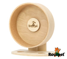 Rodipet® 27cm Super Silent Cork Exercise Wheel