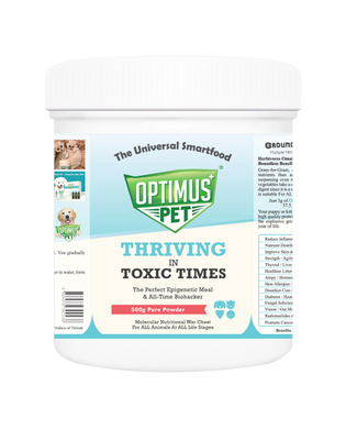 Optimus Pet - 500g Powder