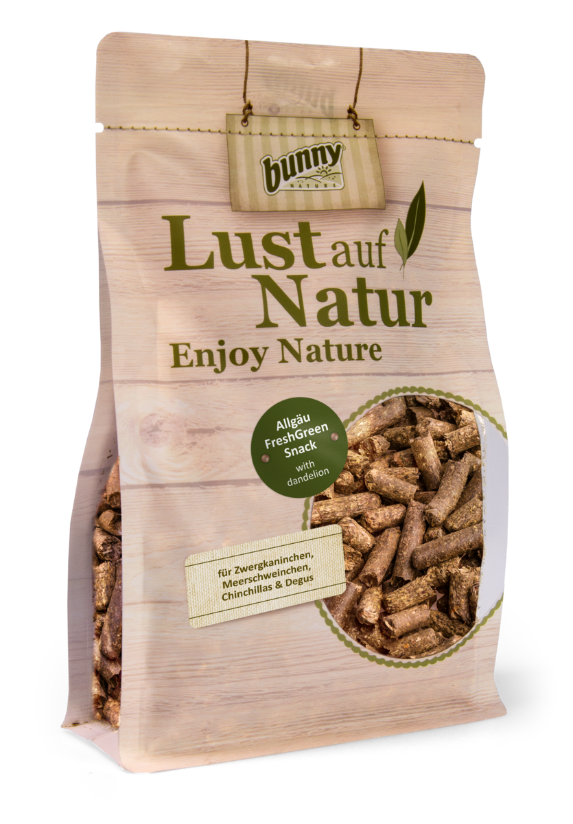 Bunny Nature - Allgau FreshGreen Snack with Dandelion