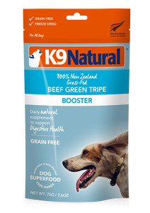 K9 Natural Freeze Dried - Beef Green Tripe Toppers
