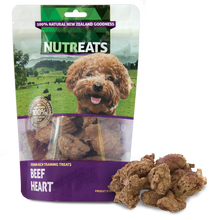 NuTreats - Beef Heart (for Dogs)