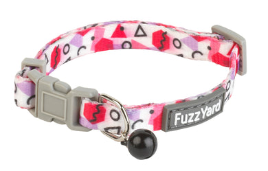 Block Party Cat Collar