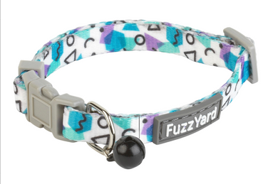 Boom Box Cat Collar