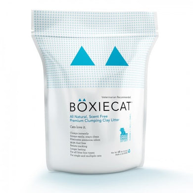 Boxie Cat Litter- 16lb
