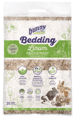 Bunny Nature - BunnyBedding Linum 12.5L