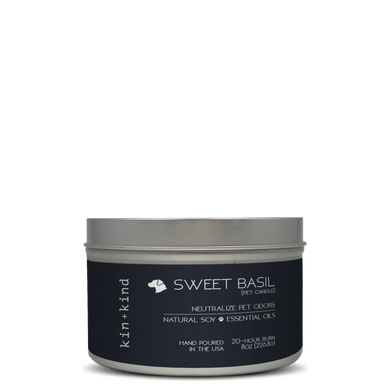 Candle - Sweet Basil