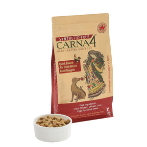 Carna4 - Quick Baked Air Dried Grain-Free Chicken Dry Dog Food