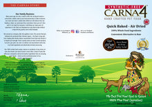 Carna4 - Quick Baked Air Dried Grain-Free Easy Chew Fish Dog Food