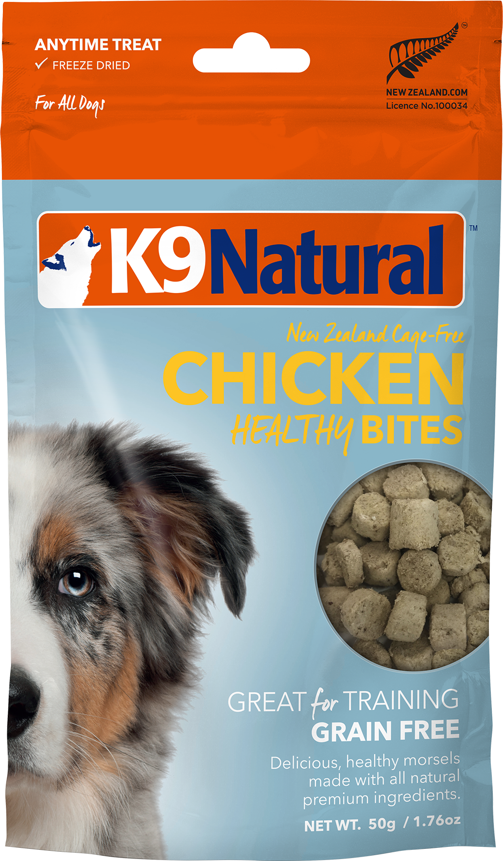 K9 Natural Healthy Bites - Chicken