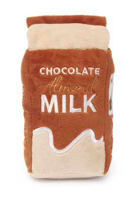 Chocolate Almond Milk Plush Toy