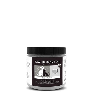 Raw Coconut Oil (Cold Pressed)
