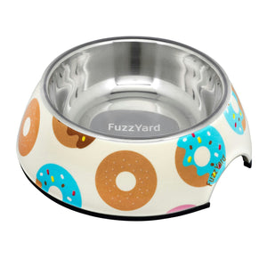 Go Nuts for Donuts Easy Feeder Pet Bowl