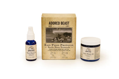 Adored Beast - Easy Peesy Protocol (2 Product Kit)