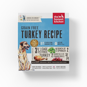 Grain-Free Turkey Recipe (Embark)