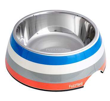 Frenchie Easy Feeder Pet Bowl