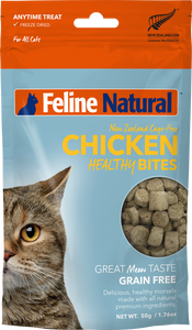 Feline Chicken Healthy Bites