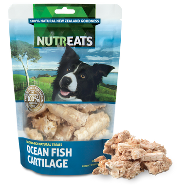 NuTreats - Ocean Fish Cartilage (for Dogs)