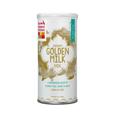 Instant Golden Milk - Organic Coconut Milk with Honey & Spices