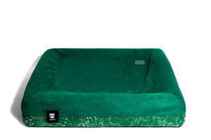 Zee.Bed Cover - Green