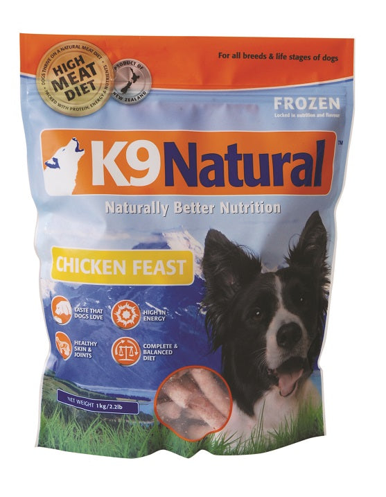 K9 Natural Frozen - Chicken