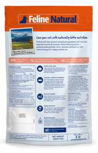 Feline Natural Freeze Dried - Lamb & King Salmon