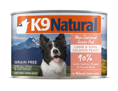 K9 Natural Canned - Lamb & Salmon