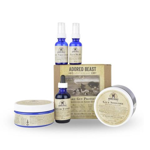 Adored Beast - Leaky Gut Protocol (5 Product Kit)