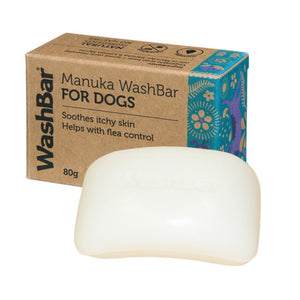 Manuka WashBar Soap for Dogs