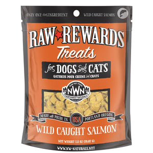 Northwest Naturals Freeze Dried Salmon Cat & Dog Treats - 2.5oz