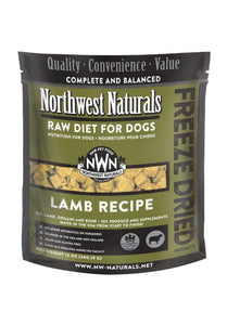 Northwest Naturals Lamb Freeze Dried Dog Nuggets - 12oz