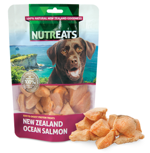 NuTreats - Ocean Salmon Bites (for Dogs)