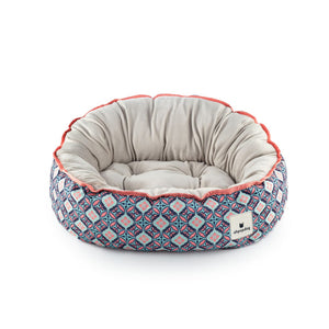 Ohpopdog Reversible Bed - Bunga Peach 6