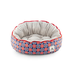 Ohpopdog Reversible Bed - Royal Blue 150