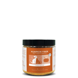 Pumpkin Fiber (Stomach & Bowel Support for Dogs & Cats)