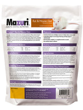 Mazuri® Rat & Mouse Diet