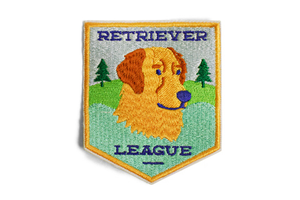 Retriever League Patch