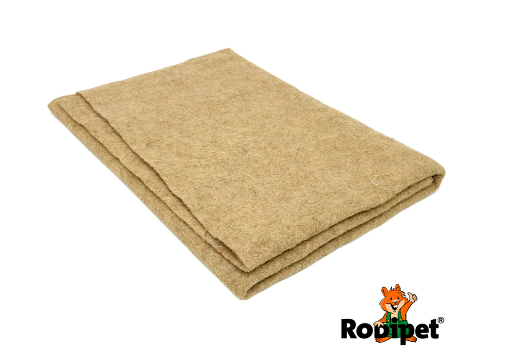Rodipet® 100 x 100cm Hemp Mat for Run