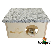 Rodipet® +GRANiT House BURQiN for Pet Rodents