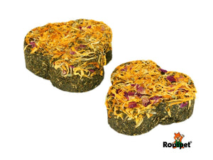 Rodipet® Herb and Flower Crackers - Pack of Two