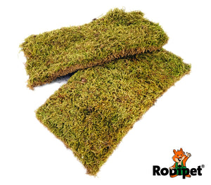 Rodipet® Plates of Moss - 2 Plates 10 x 18cm each
