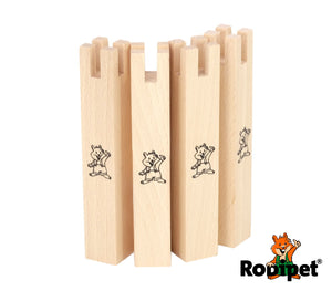 Rodipet® Set of 4 Stilts, 6mm to fit Davinci line of house