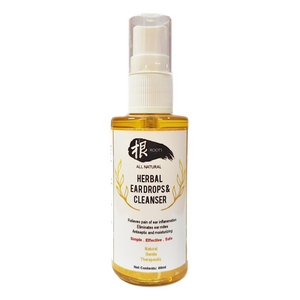 Herbal Ear Drops & Cleanser