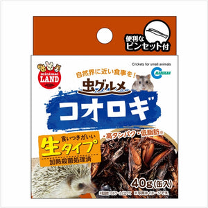 Marukan Cricket for Small Animal 40g (ML165)