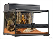 "Exo Terra Natural Terrarium - Advanced Reptile Habitat - Low - 18"" x 18"" x 12"" [PT2603]"